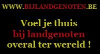 Bij Landgenoten, Logeren bij Belgen in het Buitenland