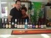 Mik Fannes-Labro en Orquidea Marte Padilla - Tropical Bar