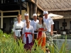 Eddy, Linda & Personeel - Villa Indah Bali