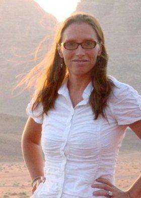 Patricia Enkels - Petra Bed and Breakfast in Jordanië