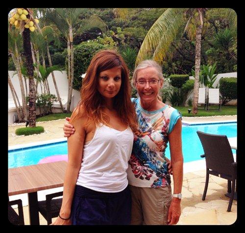 Andrea & Gloria uit Leuven