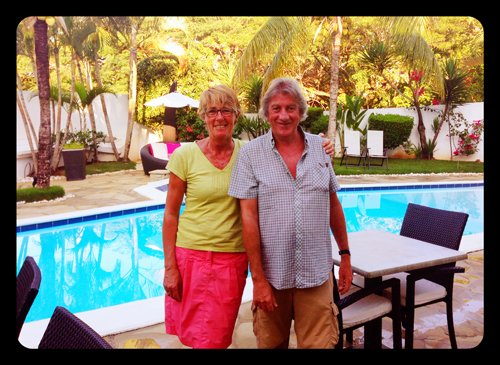 Françoise & Eric uit Halle