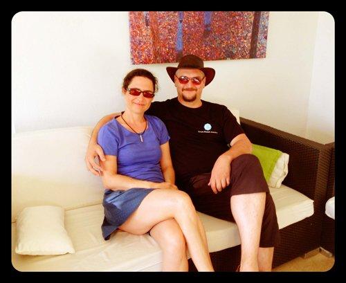 Anja & Karel uit Vichte