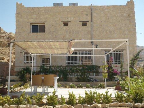 Petra Bed and Breakfast - Logeren bij Belgen in Jordanië