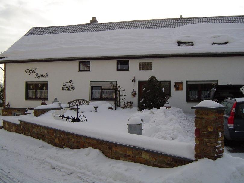 Eifel Ranch - Logeren bij Belgen in Duitsland