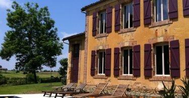 A La Vieille Ecole - Logeren bij Belgen in Frankrijk