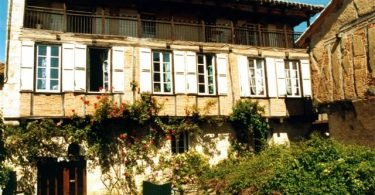 La maison d'hôtes Chez Delphine - Logeren bij Belgen in Frankrijk