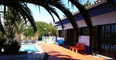 B&B The Sunsethouse - Logeren bij Belgen in Portugal
