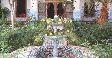 Riad Dar Sbihi - Logeren bij Belgen in Marokko