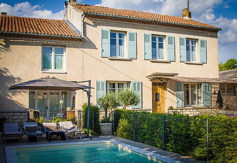 Maison Mon Ventoux - Logeren bij Belgen bij de Mont Ventoux