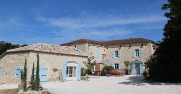 Une Vie En Quercy - Logeren bij Belgen in Frankrijk