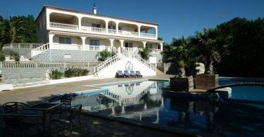 Casa de Sobra - Logeren bij Belgen in de Algarve