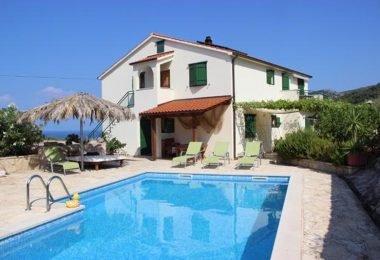 Villa Flandria - Logeren bij Belgen in Kroatië