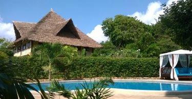 Villa Savannah - Logeren bij Belgen in Kenia