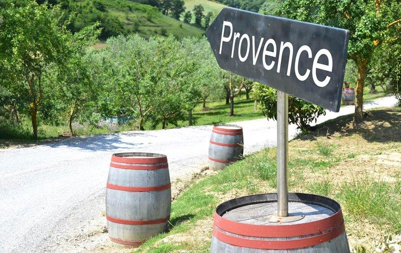 La Bastide au Ventoux - Logeren bij Belgen aan de Ventoux