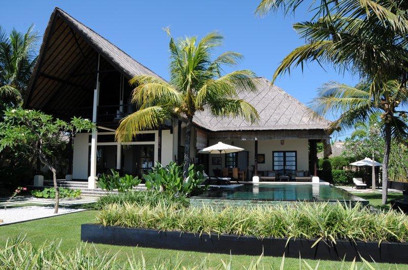 Villa Indah - Logeren bij Belgen op Bali