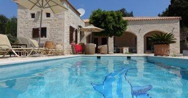 Villa Metochia - Logeren bij Belgen op Kreta
