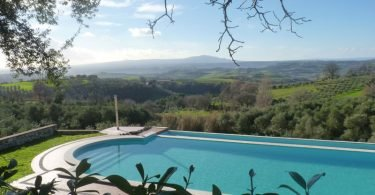 Vista sull'Oliveto - Logeren bij Taalgenoten in Italië