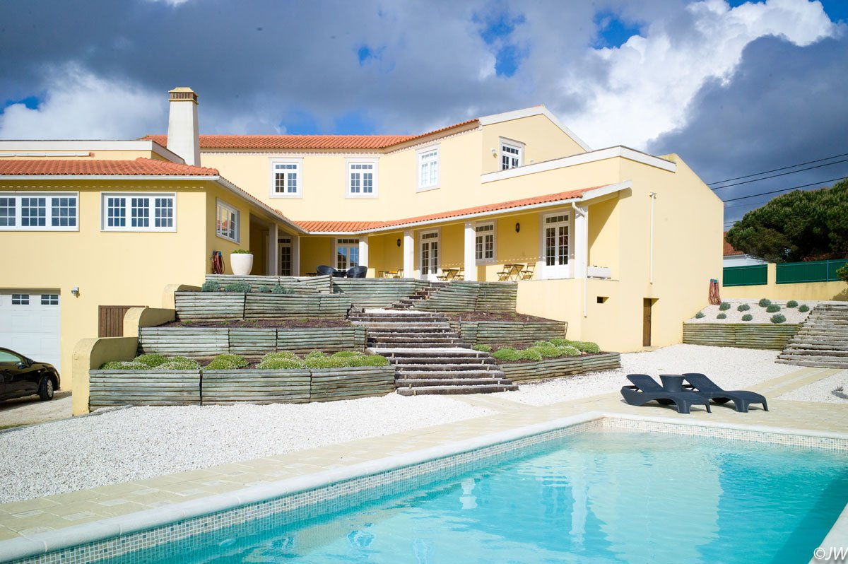 Casa Pedra Nobre - Logeren bij Belgen in Portugal: www.bijlandgenoten.be/casa-pedra-nobre