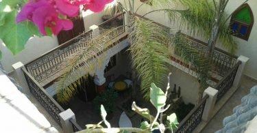 Riad Shalimar - Logeren bij Belgen in Marrakech