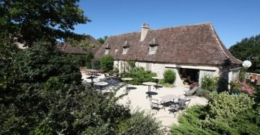 Au Merlot - Logeren bij Belgen in de Dordogne