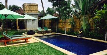 Kayu Bali - Logeren bij Belgen op Bali