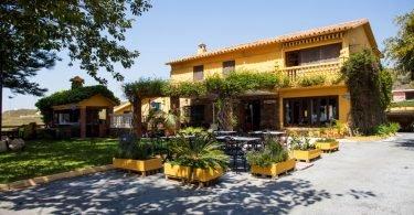 Hotel Rural Cortijo Amaya - Logeren bij Taalgenoten in Andalusië