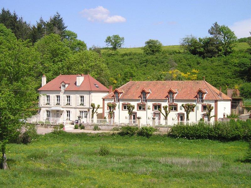 Manoir Bonpassage - Logeren bij Taalgenoten in Frankrijk