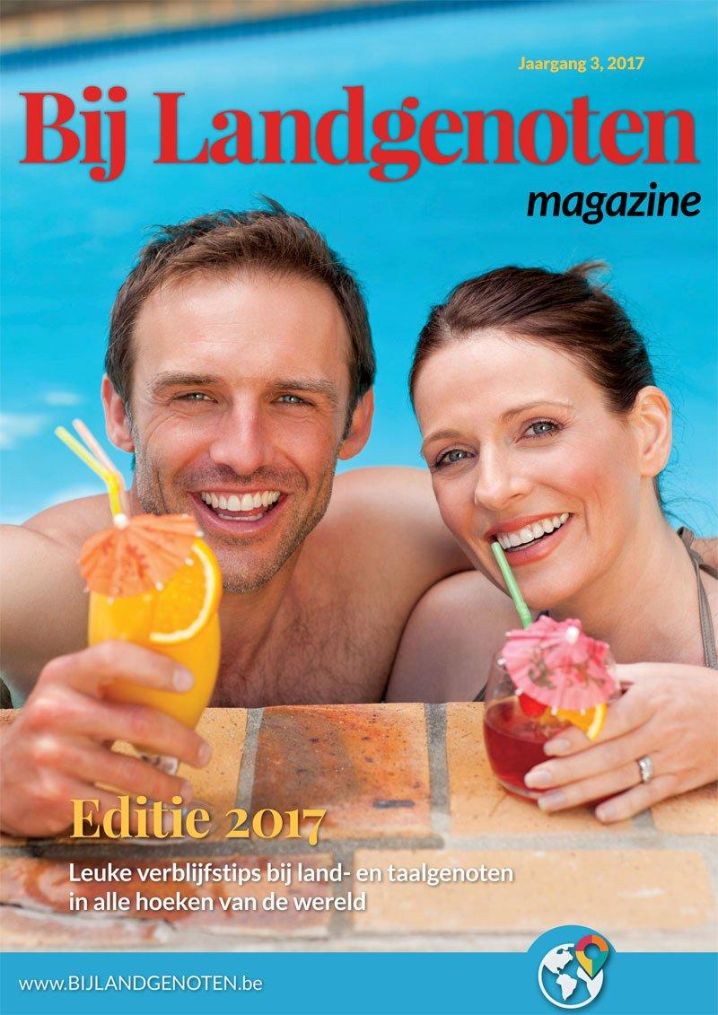 Bij Landgenoten Magazine 2017