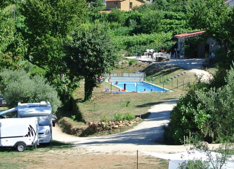 Campismo Arco - Camping bij Belgen in Portugal