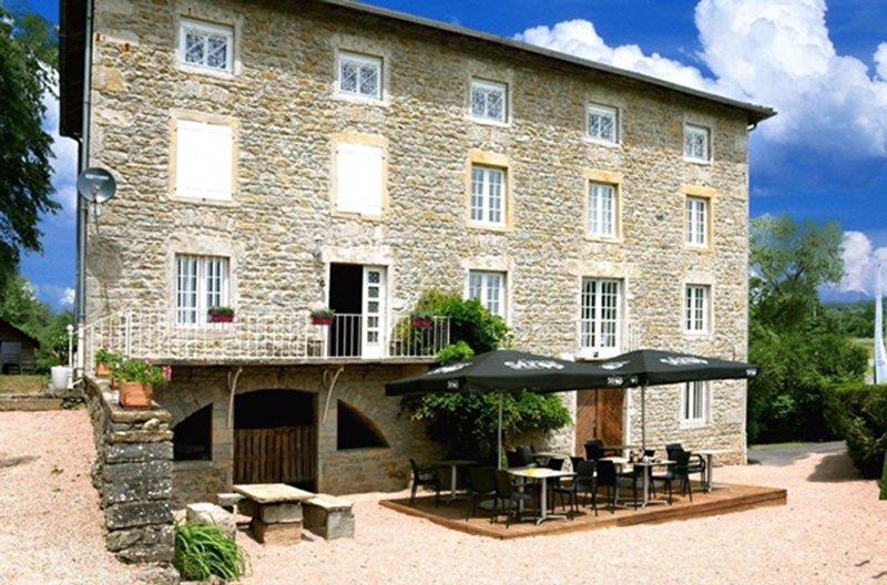 Moulin de Brandon - Logeren bij Belgen in Frankrijk