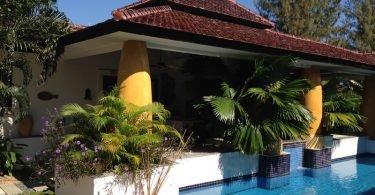 Villa Baan Malinee - Logeren bij Belgen in Thailand
