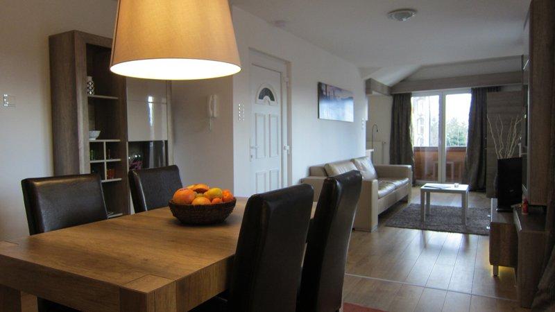 Appartement Aubrée - Logeren bij Belgen in Hongarije