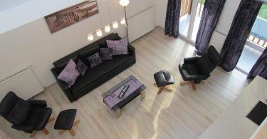 Appartement Mezzanine - Logeren bij Belgen in Hongarije