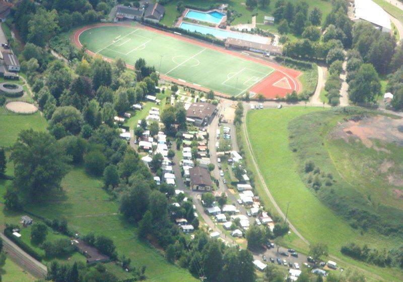 Camping am Königsberg - Logeren bij Taalgenoten in Duitsland