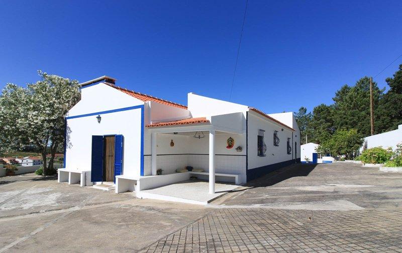 Casa do Loureiro Branco - Logeren bij Belgen in Portugal