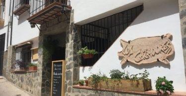 Los Cazadores - B&B, Bar & Restaurant bij Belgen in Spanje