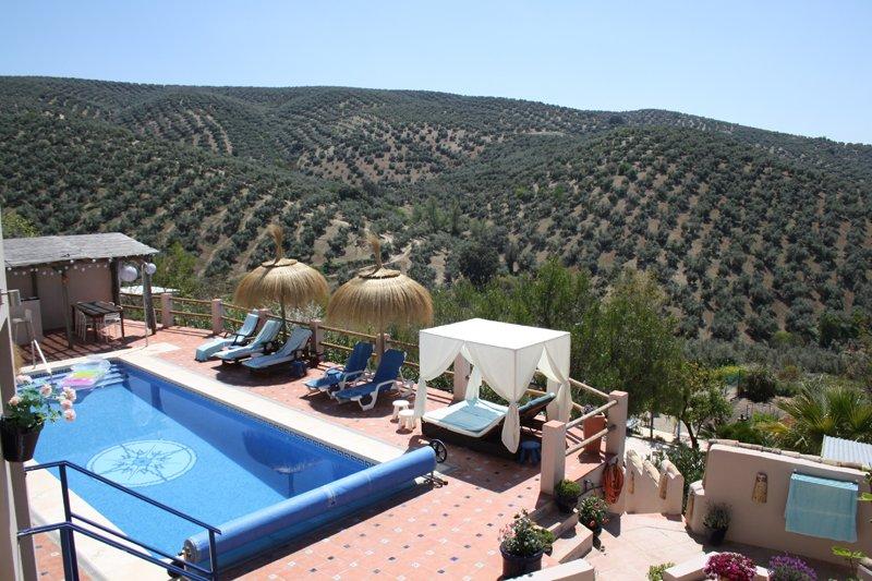 Casa Pura Vida - Logeren bij Belgen in Andalusië