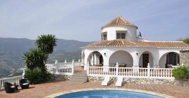 Casa Los Almendros - Logeren bij Belgen in Spanje