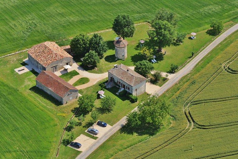 Domaine de l'Isle Basse - Logeren bij Belgen in Frankrijk