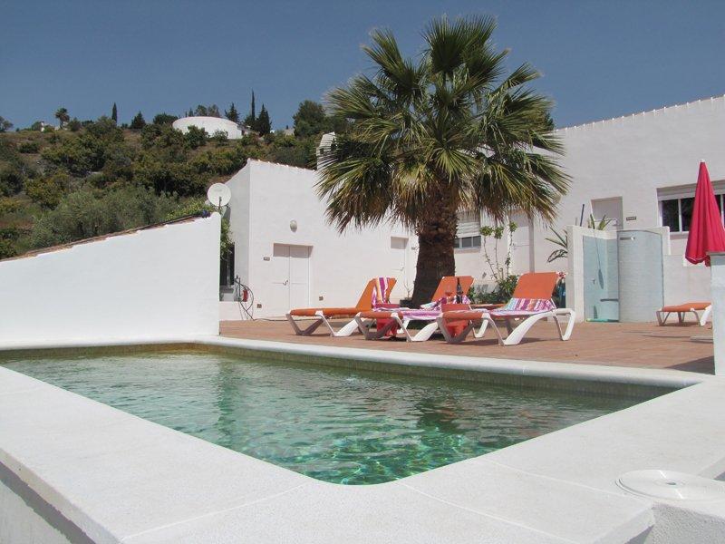 Casa Los Dos - Logeren bij Belgen in Spanje