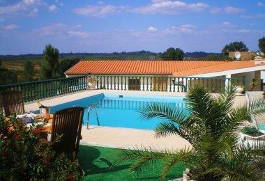 Casa de Verão - Logeren bij Belgen in Portugal
