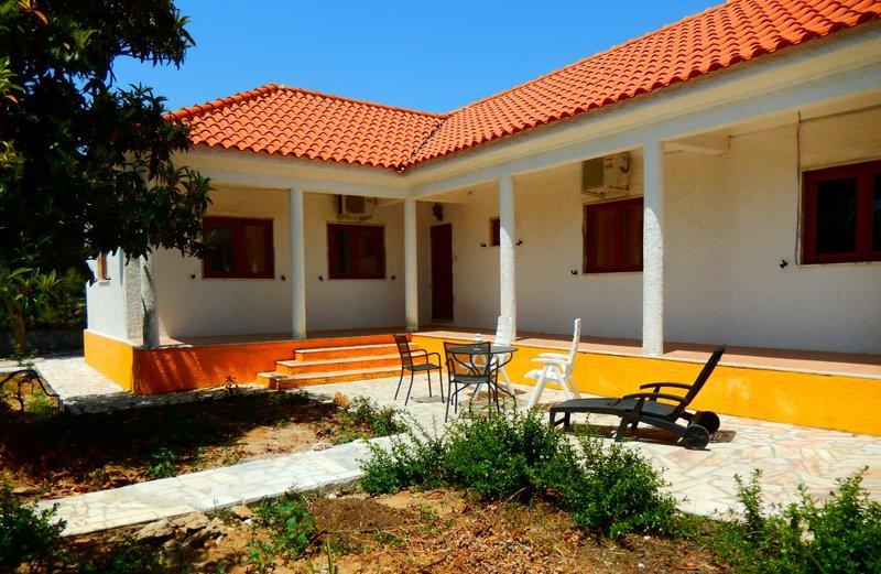 Quinta Laranjal da Arrabida - Logeren bij Belgen in Portugal