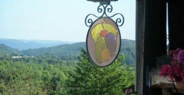 La Faye - Logeren bij Belgen in de Auvergne