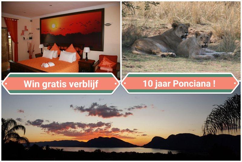 10 jaar Ponciana