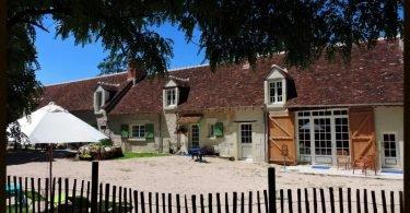 La Ménagerie - Logeren bij Belgen in Frankrijk
