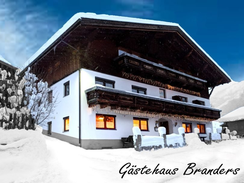 Gästehaus Branders - Logeren bij Belgen in Oostenrijk