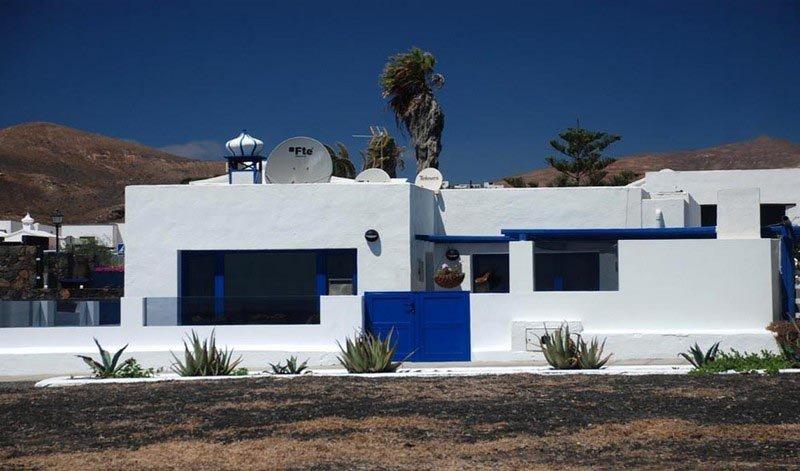 Casa Helena del Mar - Logeren bij Belgen op Lanzarote