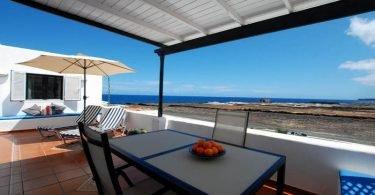 Casa Salinas del Mar - Logeren bij Belgen op Lanzarote