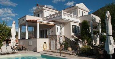 Villa Galani - Logeren bij Belgen in Griekenland